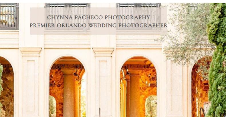 Chynna Pacheco Photographer Orlando